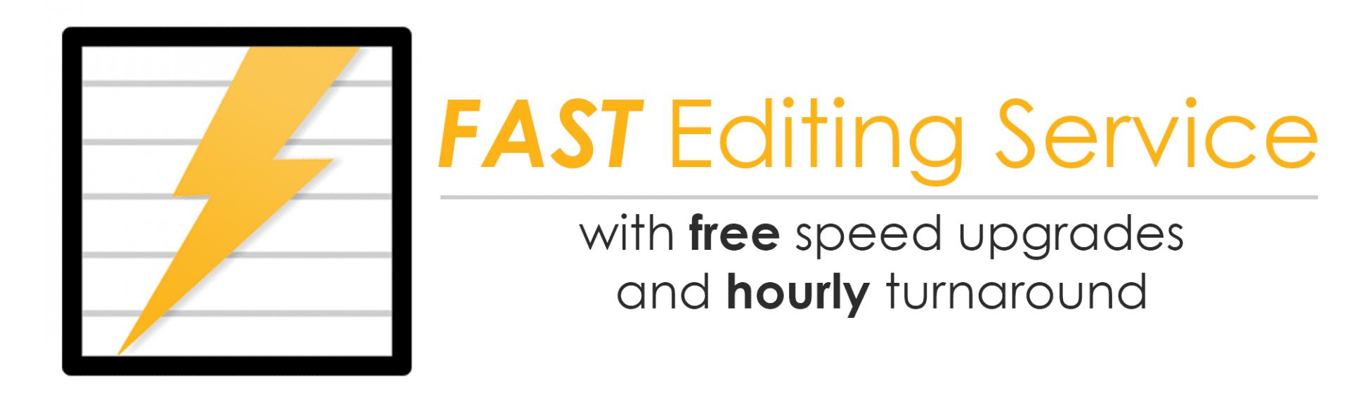 Fast Editing Service