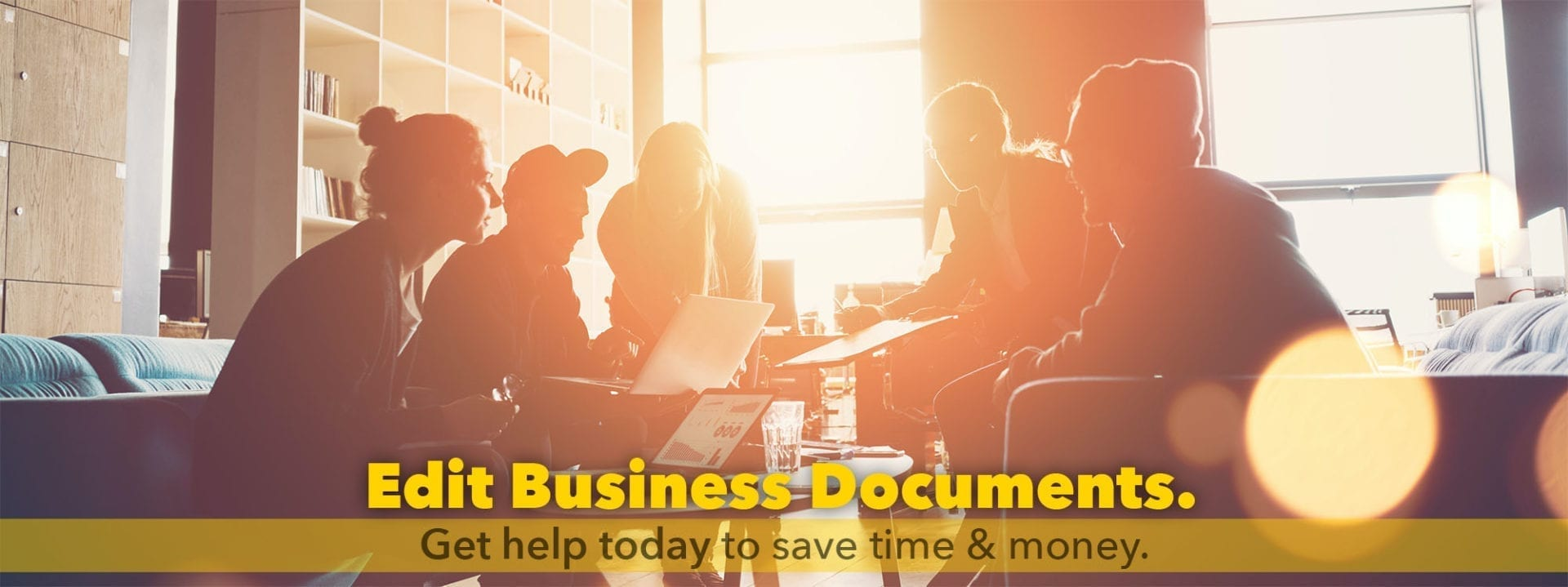 Business Editing Service